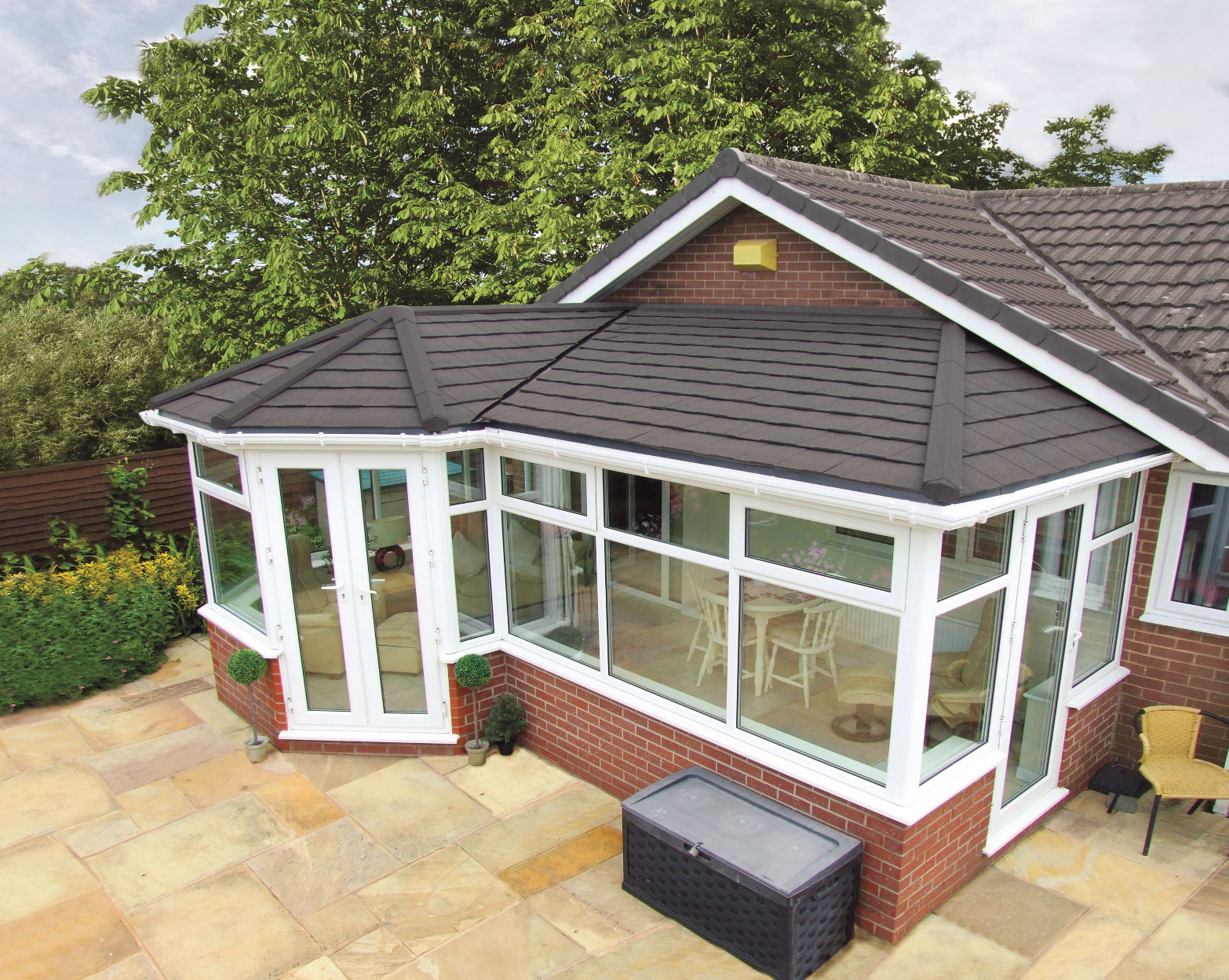 lightweight conservatory cost