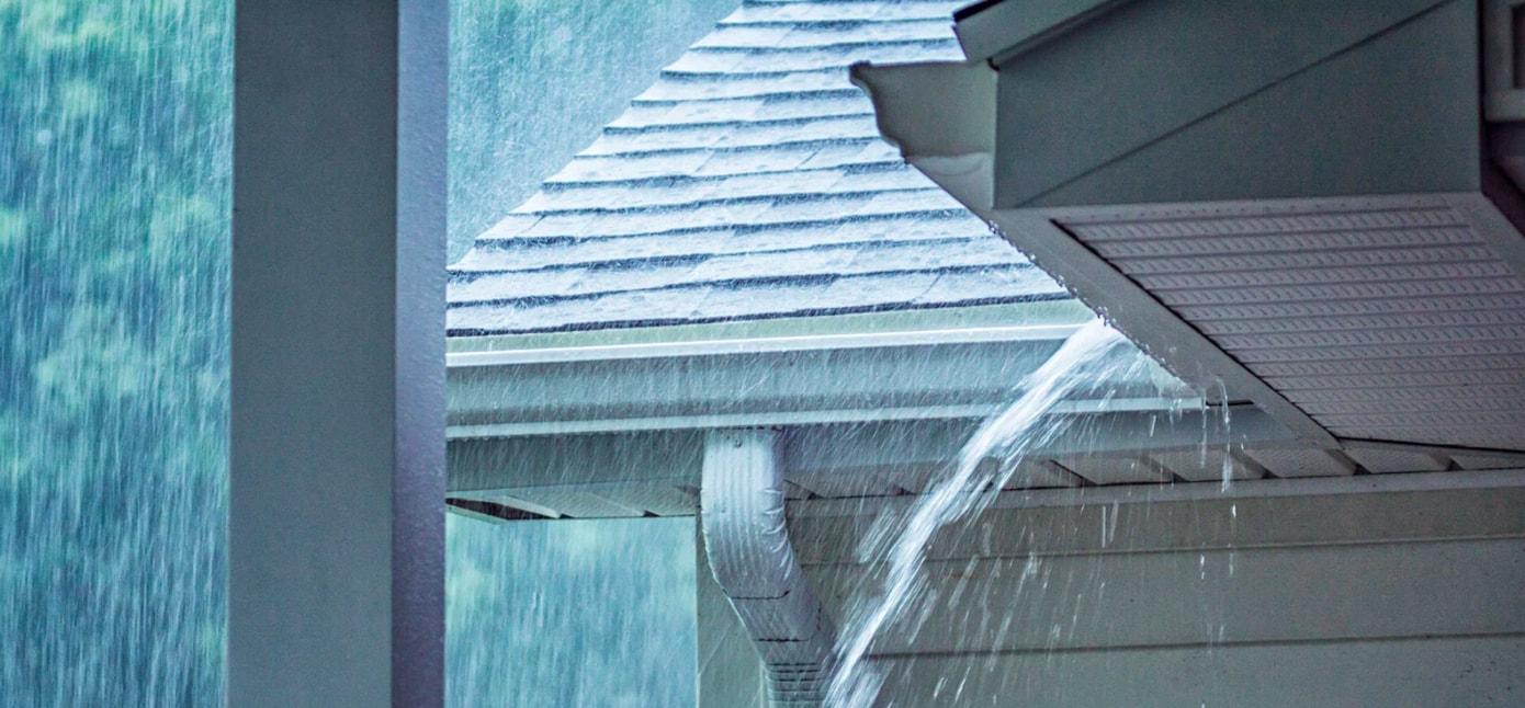 roof leak problems