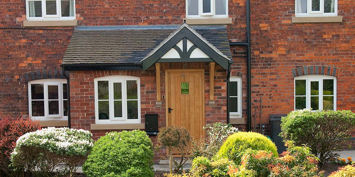 Porch Roof Replacement Costs And Options Roofcosts Co Uk