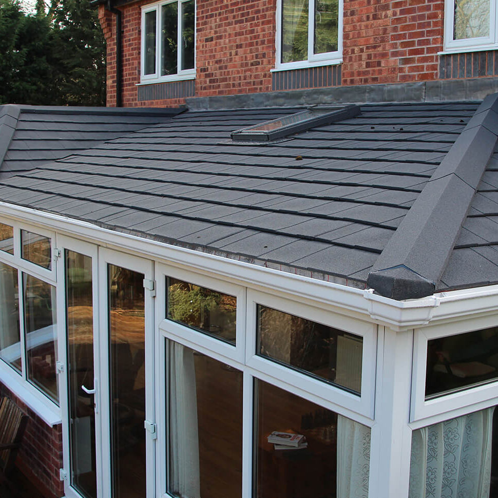 solid conservatory roof replacement
