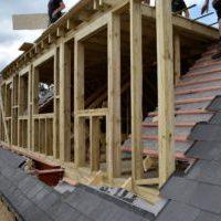 dormer loft conversion construction