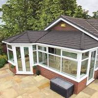 lightweight conservatory tiles