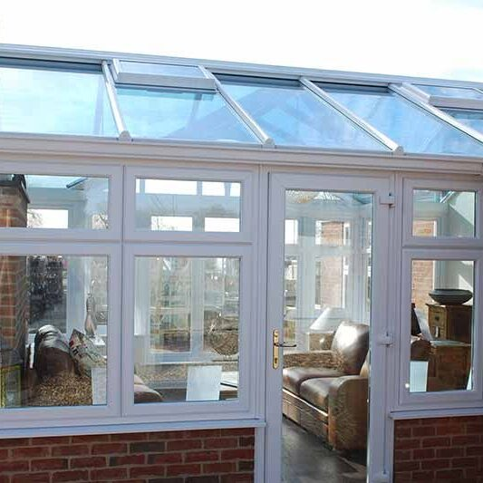 polycarbonate roofing for conservatory